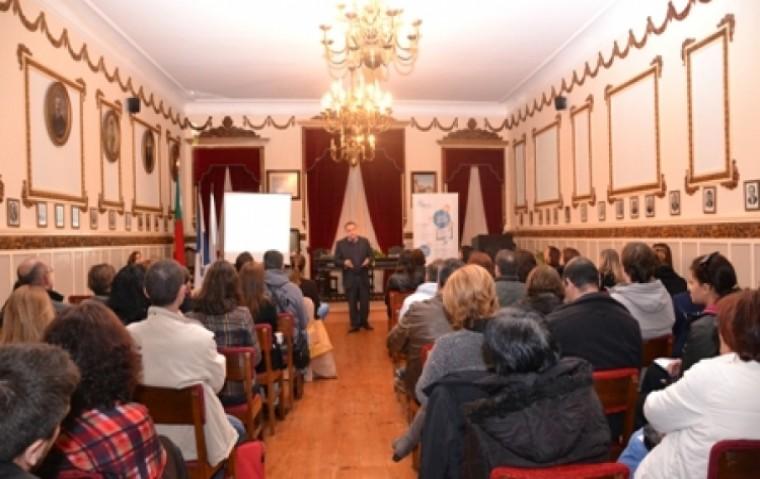 Estudantes Turcos Visitam a Póvoa