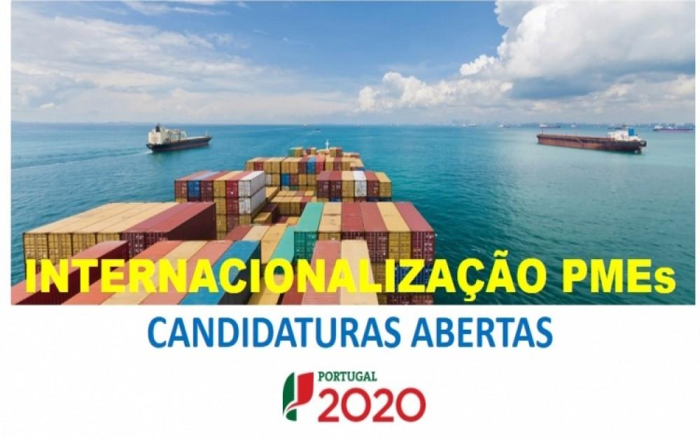 Projeto Conjunto Internacionalização PME