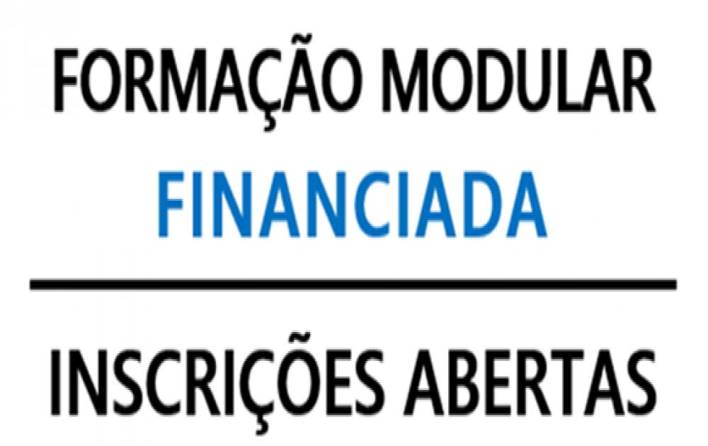 FORMAÇÃO MODULAR CERTIFICADA