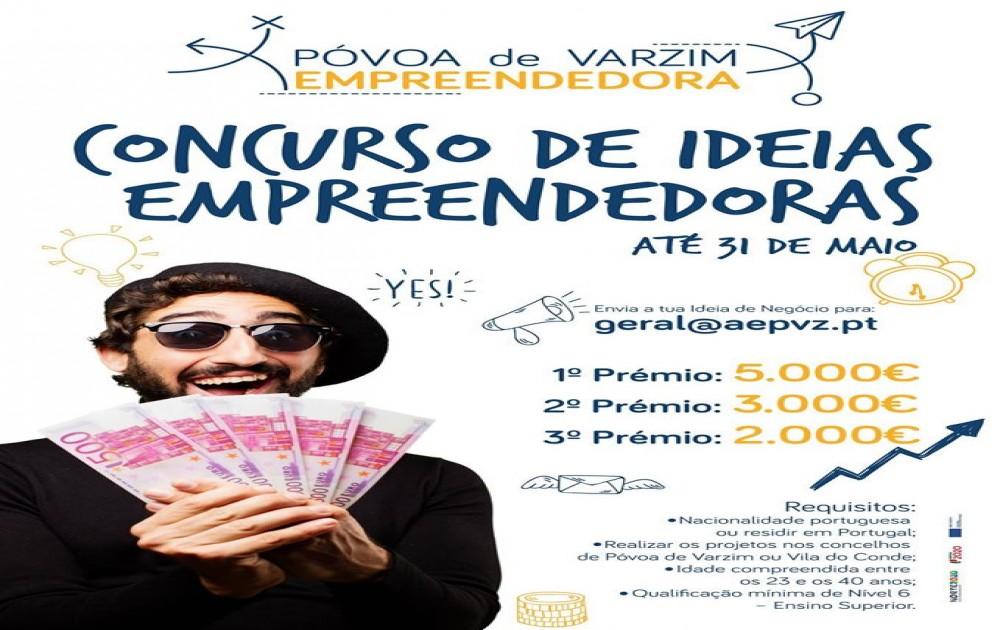 Aepvz promove concurso de ideias empreendedoras