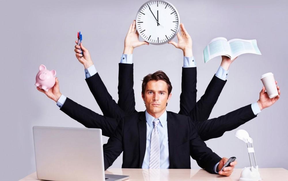Organização pessoal e Gestão do Tempo - Inscrições Abertas