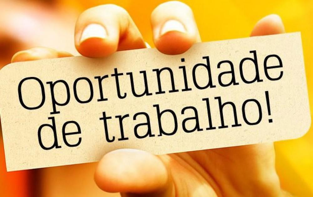 OFERTA DE TRABALHO
