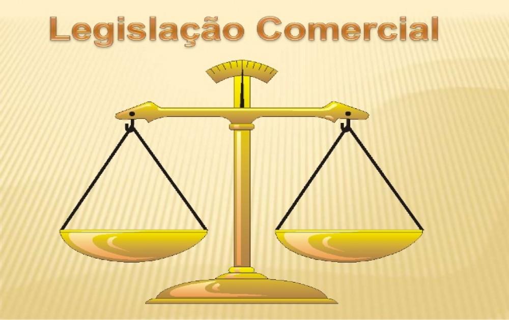 LEGISLAÇÃO COMERCIAL